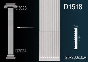 Обрамление D1518