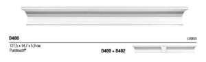 Обрамление дверных проемов  D400
