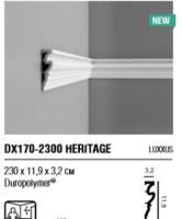Молдинг DX170-2300 HERITAGE
