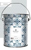Интерьерная краска PAENINSULA EGGSHELL для потолка и стен