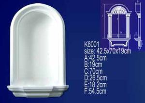 Ниша K6001 (Рамка + Ниша)