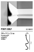 Молдинг P3071 Golf