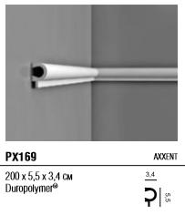 Молдинг PX169