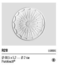 Розетка R28